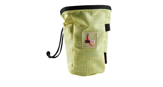 Red Chili Aero chalkbag groen